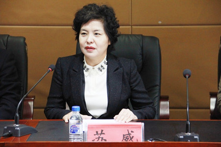 党委副书记、院长 苏威